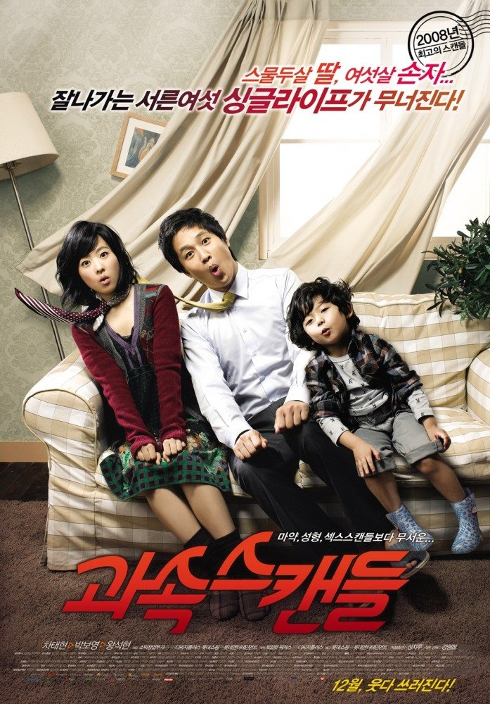 Быстрый скандал (2008)