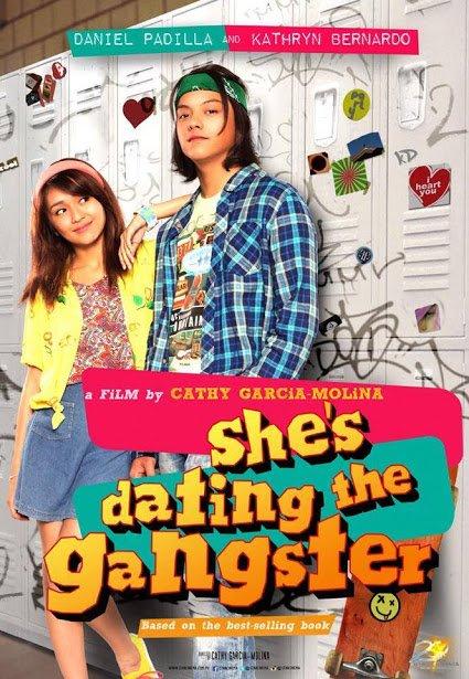 Она встречается с бандитом (2014)