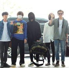 BTS, Сынри, Сухо, Дилан Ван и другие: аэропортная мода