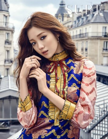 Ли Сон Гён / Lee Sung Kyung