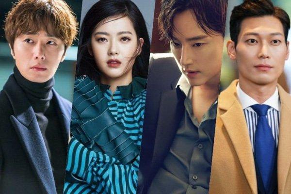 Чон Иль У, Го А Ра, Квон Юль и Пак Хун будут коллегами по съёмочной площадке