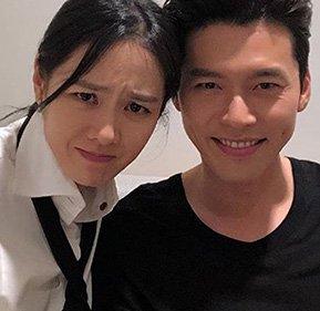Вновь возникли слухи о том, что Хён Бин и Сон Йе Джин встречаются