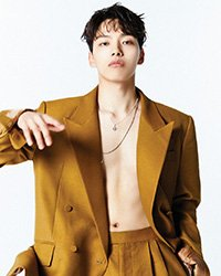 Ё Чжин Гу повзрослевший и сексуальный на страницах GQ Korea