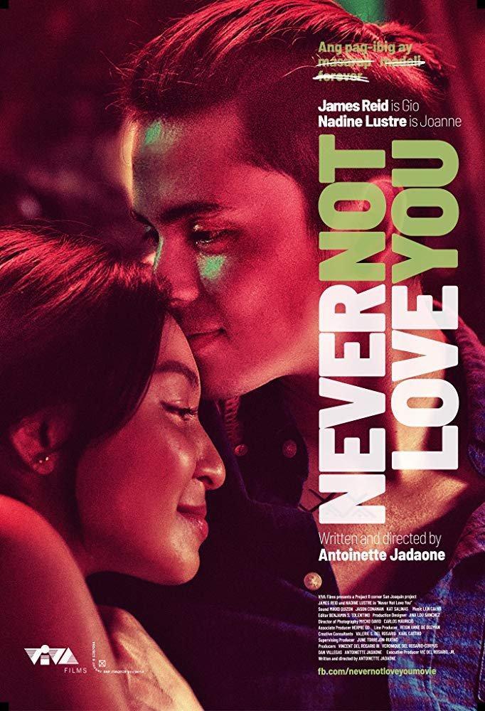 Любовь никогда не кончится (2018)