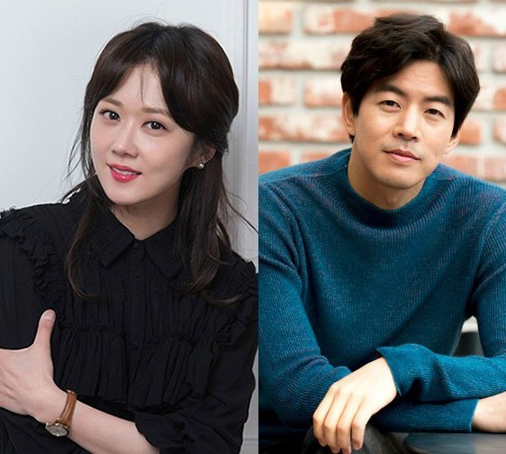 Чан На Ра и Ли Сан Юн могут снятся в офисной дораме