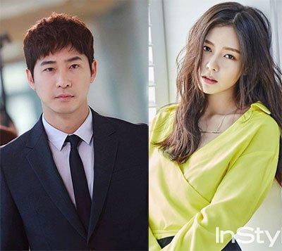 Кан Чжи Хван и Кён Су Джин сыграют ведущие роли в новой дораме