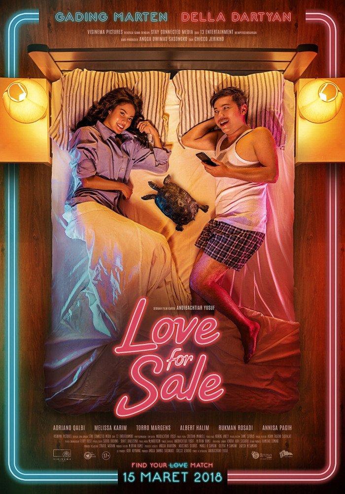 Любовь на продажу (2018)