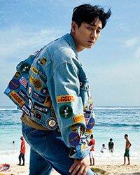 Джу Джи Хун для Arena Homme Plus March 2019