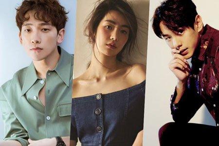 Рэйн, Им Джи Ён и Квак Си Ян снимутся в дораме от MBC