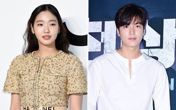 Ким Го Ын возможно сыграет вместе с Ли Мин Хо