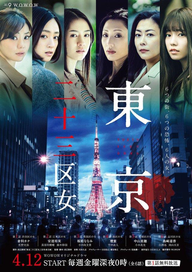 Женщины токийских районов (2019)