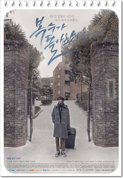 Возвращение Бок Су - OST