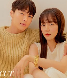 Им Су Чжон и  Чан Ки Ён на обложке High Cut Июнь 2019