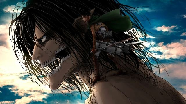 Attack on Titan: гибель богов или титанам приходит конец
