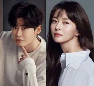 (Слухи) Нара и Ли Чон Сок встречаются?