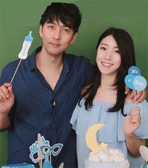 Ли Пиль Мо и Со Су Ен стали родителями