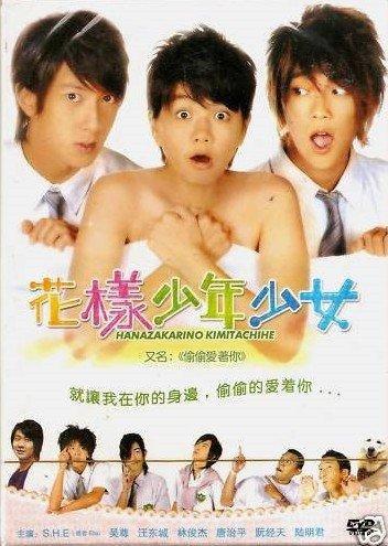 Для тебя во всем цвету (тайваньская версия) (2006)