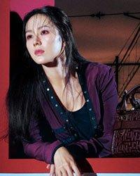 Сон Йе Джин на страницах W Korea