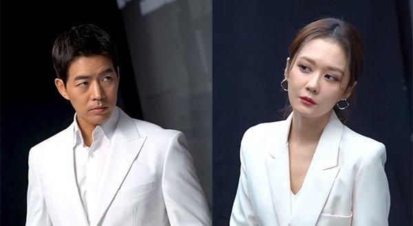 Чан На Ра и Ли Сан Юн знакомят зрителей со своими персонажами