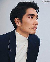 Ом Тхэ Гу для Arena Homme Plus (октябрь 2019)