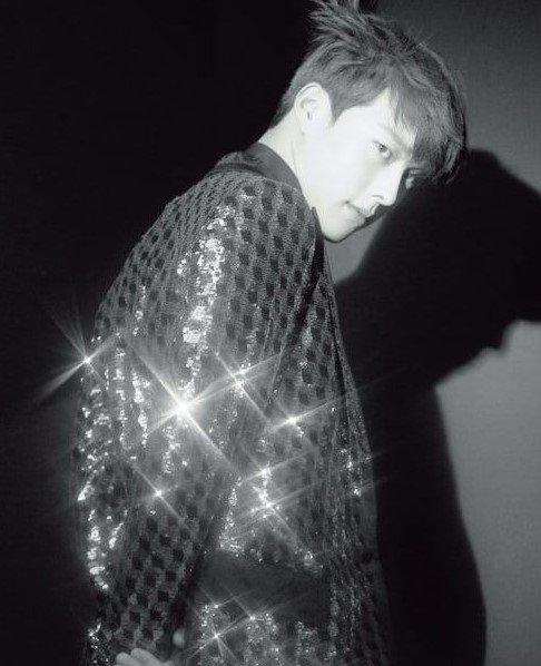 Чан Ки Ён  в стильной фотосессии журнала  GQ Korea