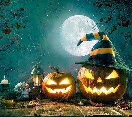 Хэллоуин? Yess, Halloween!!!