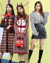 Звезды и стиль: знаменитости и популярные тренды Сеульской недели моды
