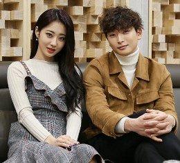 Джинун (2AM) и Кёнри (Nine Muses) – новая звездная пара