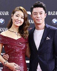 Руби Линь изо всех сил старается продвинуть новый фильм своего мужа