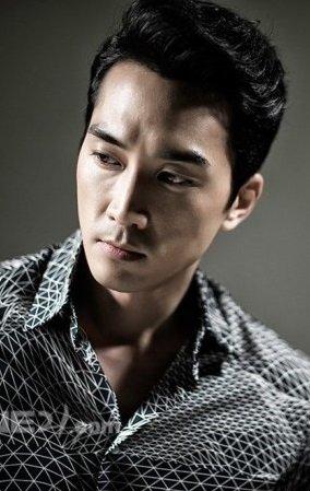 Сон Сын Хон / Song Seung Hun - биография, список дорам, фильмография
